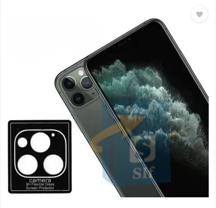 Apple iphone 11 pro max camera flexible lens protactor