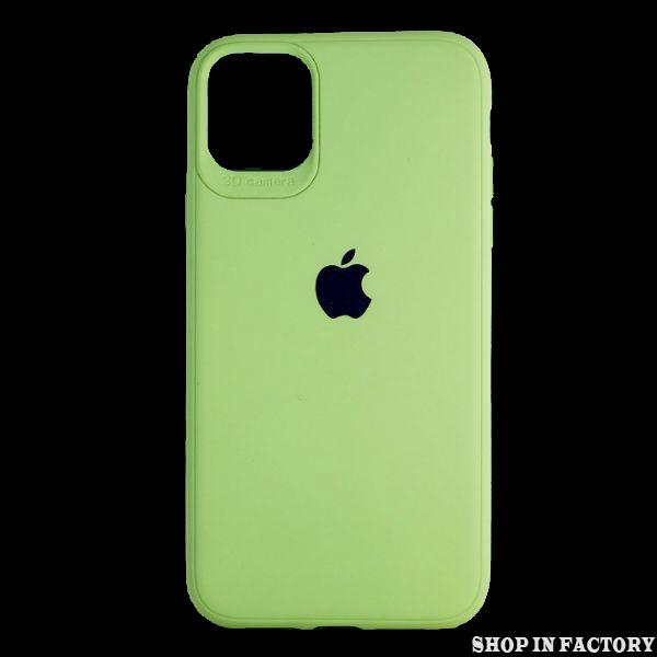 IPHONE LIGHT GREEN