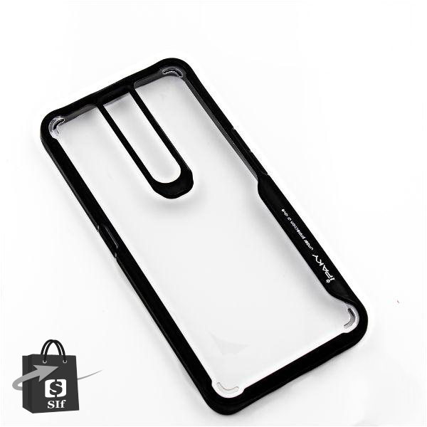Oppo f11 pro Shockproof transparent Case 1