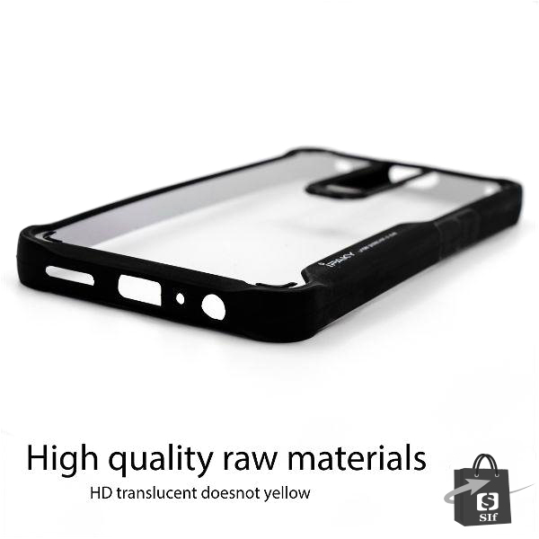 Oppo f11 pro Shockproof transparent Case 4