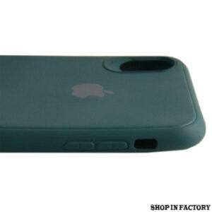 Dark-Green-Silicone-Case-1