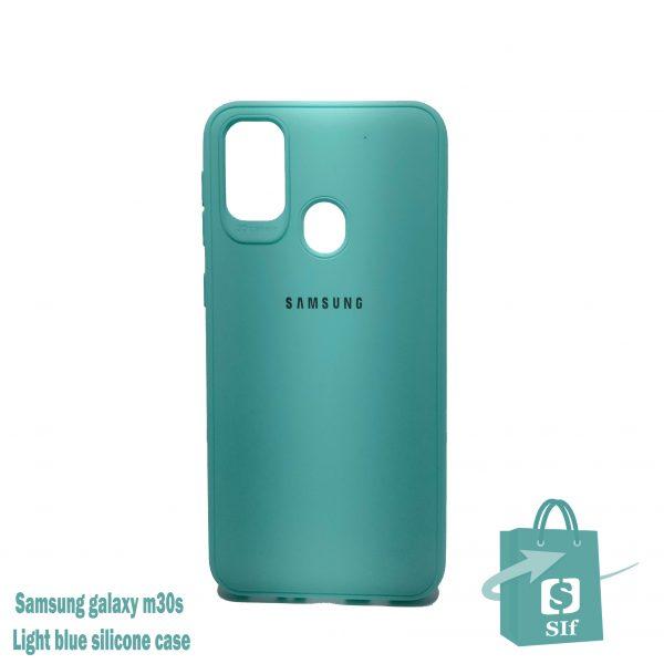 Samsung galaxy m30s light blue
