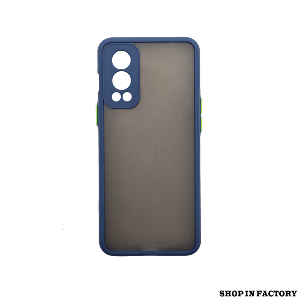 ONEPLUS NORD 2 – BLUE SMOKE PROTECTION CASE