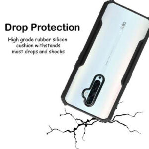 OPPO RENO 2Z/2F - SHOCKPROOF TRANSPARENT PROTECTION CASE 02