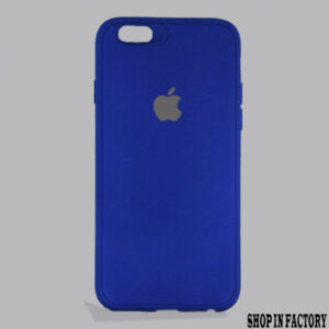 APPLE IPHONE SE 2020 – DARK BLUE SILICONE PROTECTION CASE