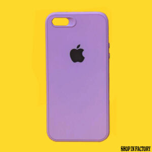 APPLE IPHONE SE 2020 – PURPLE SILICONE PROTECTION CASE
