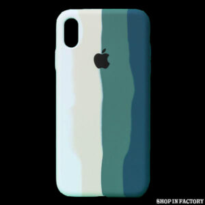 APPLE IPHONE X/XS – CAMOUFLAGE SILICONE PROTECTION CASE