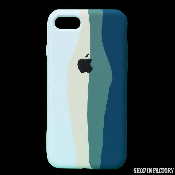 APPLE IPHONE SE 2020 - CAMOUFLAGE SILICONE PROTECTION CASE
