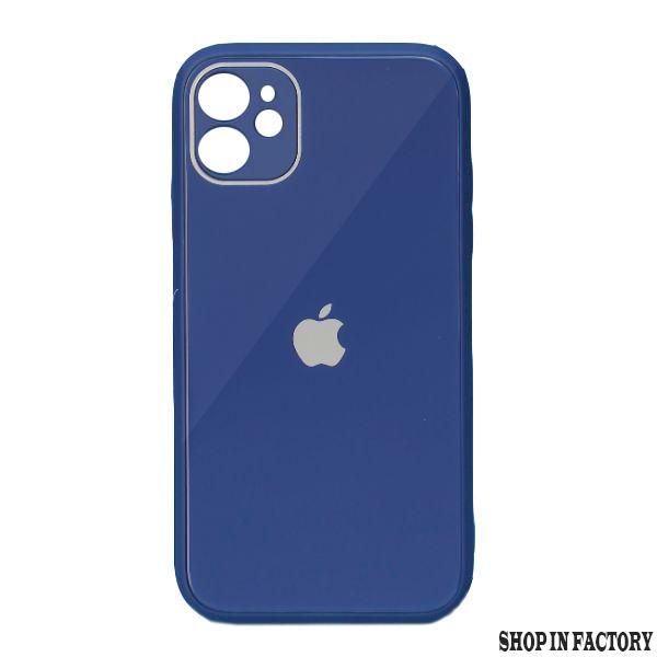 APPLE IPHONE 11 – DARK BLUE MIRROR PROTECTION CASE