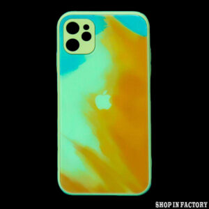 APPLE IPHONE 11 – OCEAN OIL PAINT CAMERA PROTECTION MIRROR CASE