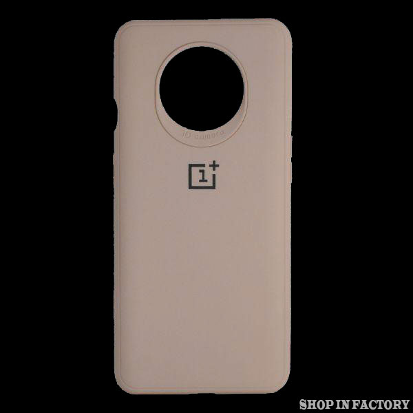 ONEPLUS 7T – PEACH SILICONE PROTECTION CASE
