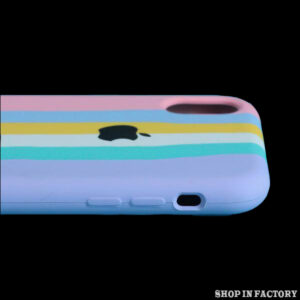 APPLE IPHONE X/XS – SPECTRUM SILICONE PROTECTION CASE