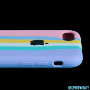 APPLE IPHONE 8 - SPECTRUM SILICONE PROTECTION CASE